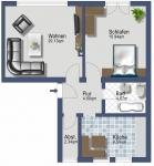 Apartment Burgos